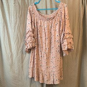 Brand New Floral Tunic Top